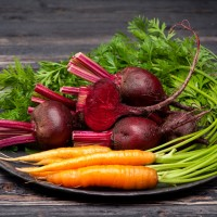 Beet and Carrot Salad